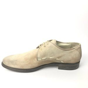 BACCO BUCCI Mens Suede Casual Oxford Shoes 11 M